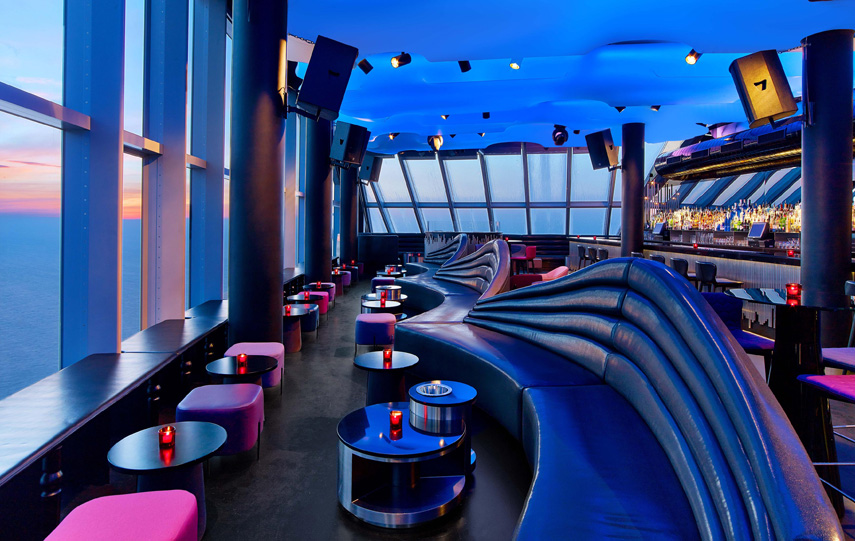 Barcelona premium w barcelona for Hotel w barcelona restaurante