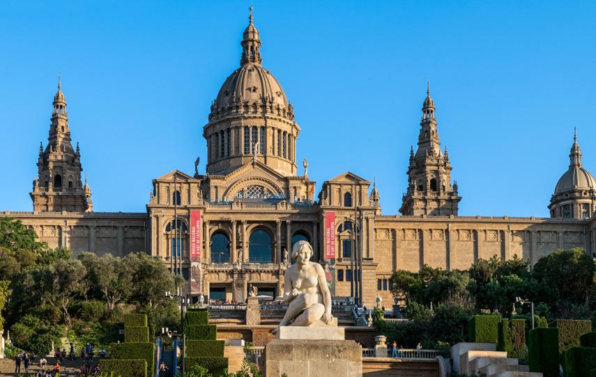 Museu Nacional d´Art de Catalunya