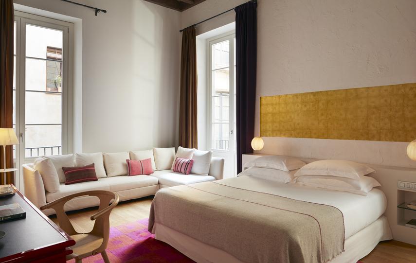 Hotel Neri Relais & Châteaux