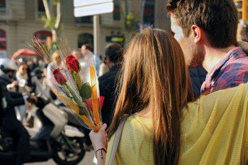 Sant Jordi Festival (April 23rd)