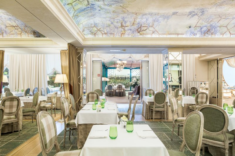 The best hotel breakfast in Europe is served at the Majestic Hotel & Spa Barcelona