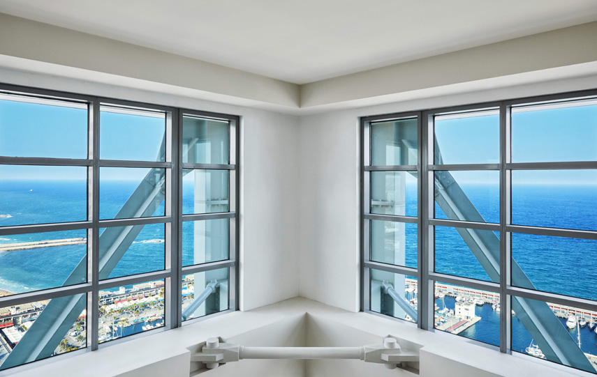 The Penthouses at Hotel Arts Barcelona