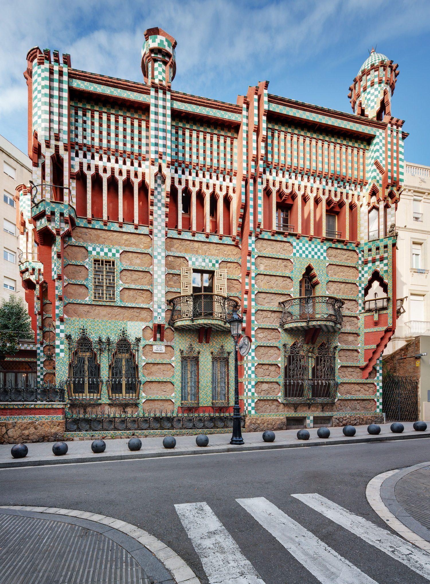 Casa Vicens, la primera casa de Gaudí, abrirá sus puertas en otoño del 2017