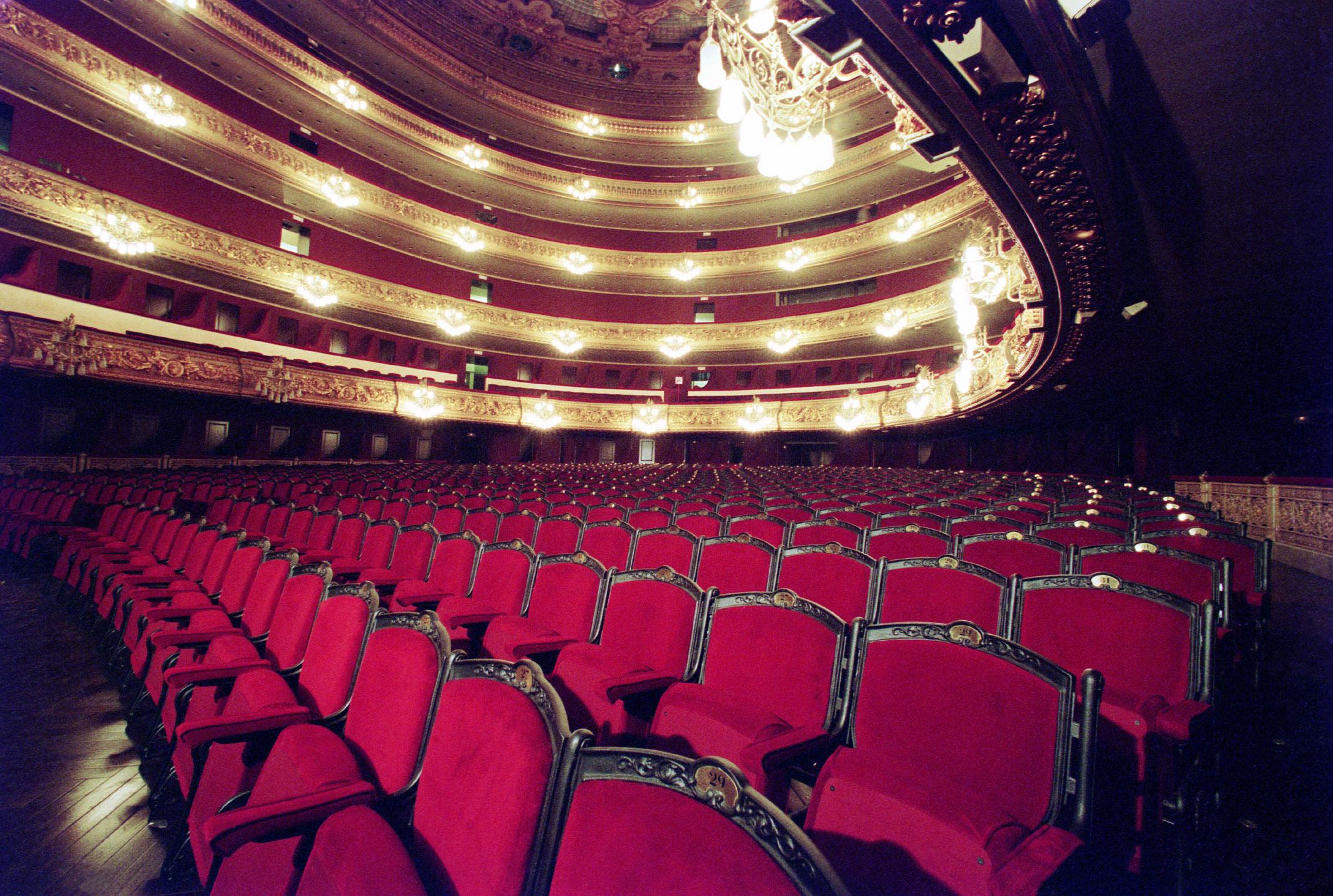 Room Escape in Liceu Opera Barcelona