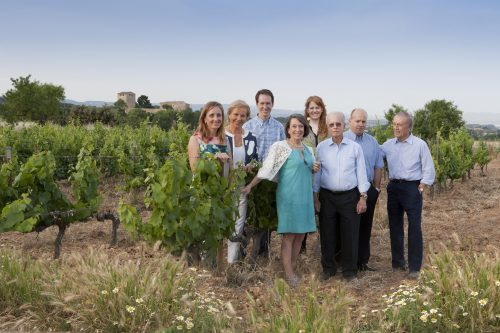 Familia Torres celebrates 150 years as an internationally renowned family winery